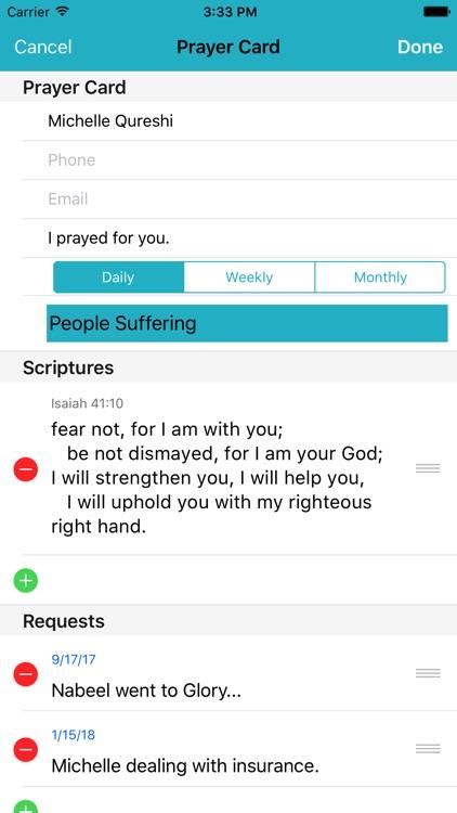 A Praying Life - Prayer Cards screenshot-3