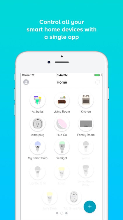 Yeti - Smart Home Automation