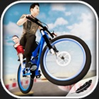 Guts Glory BMX Obstacle Course icon