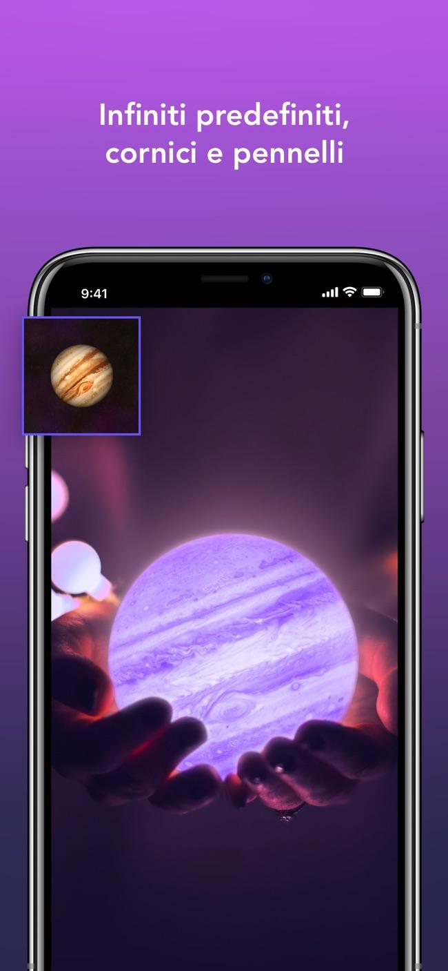 Enlight Photofox: editor foto Screenshot