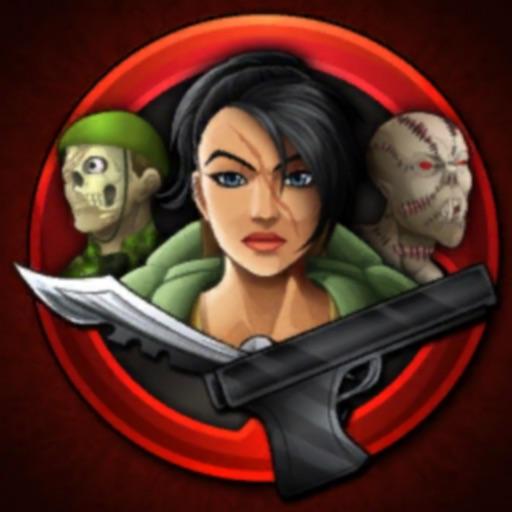 Kelly Faren Battle With Zombie