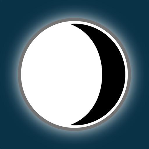 Lunar Phase Widget iOS App