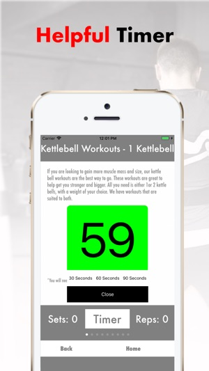 Sets & Reps - Home Workout App on the App Store