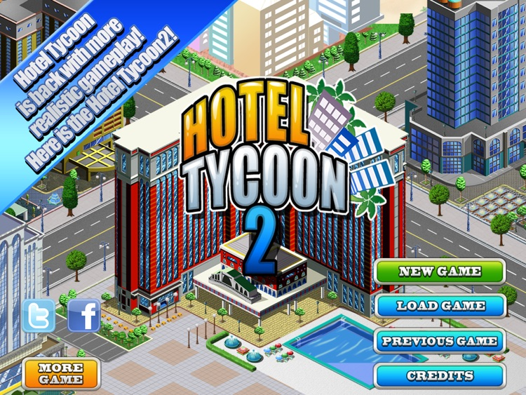 Hotel Tycoon2 HD screenshot-0