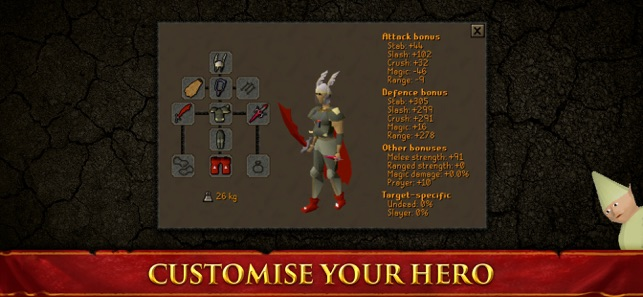 Old School RuneScape Screenshot
