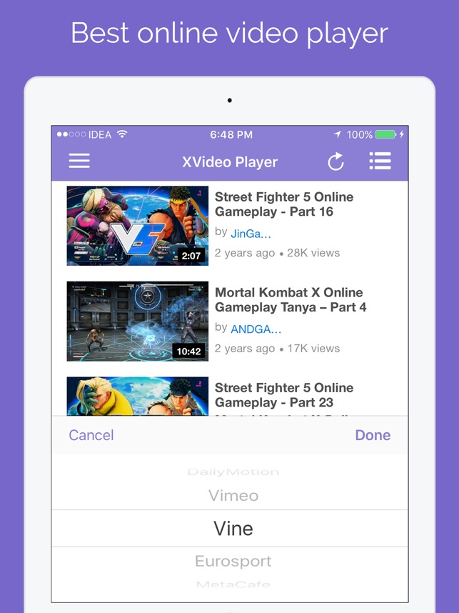 xvideos downloader apps for iphone