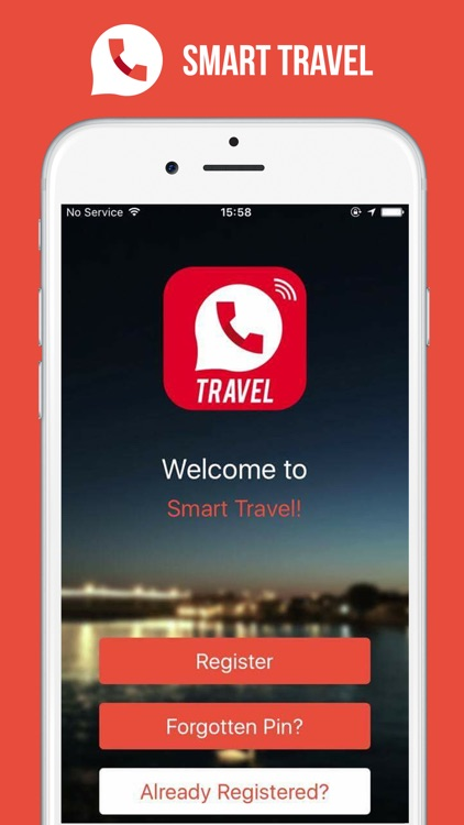 Smart Travel - VoIP screenshot-0