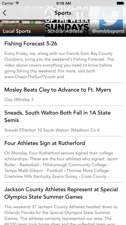 WMBB News 13 screenshot-4