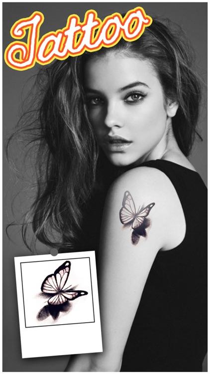 Tattoo Design -Body Art Editor