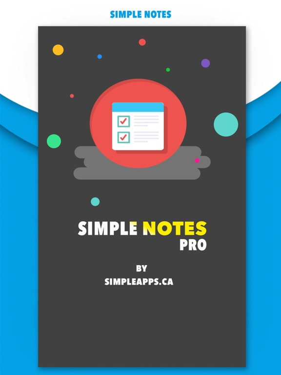 Screenshots for Simple Notes - Notetaking