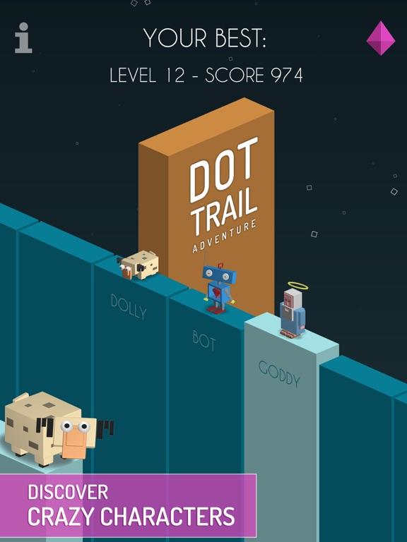 Dot Trail Adventure screenshot 8