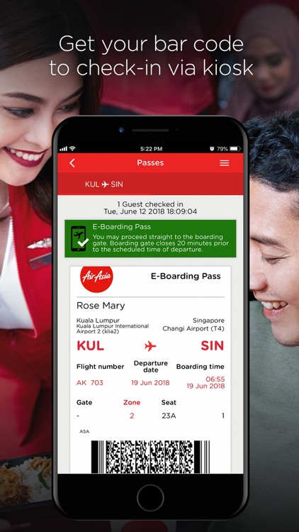 AirAsia screenshot-4