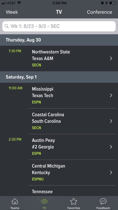 download College Football App apps 1