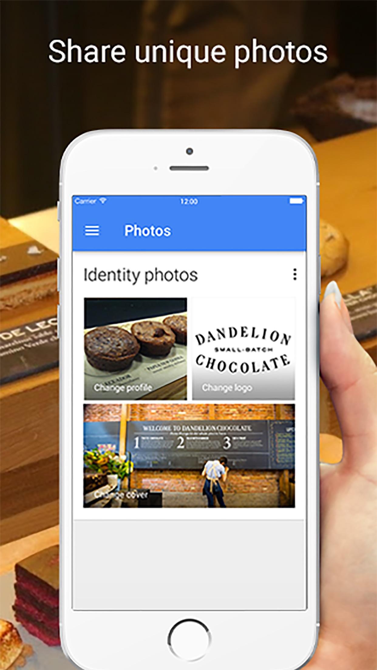 Google My Business Screenshot