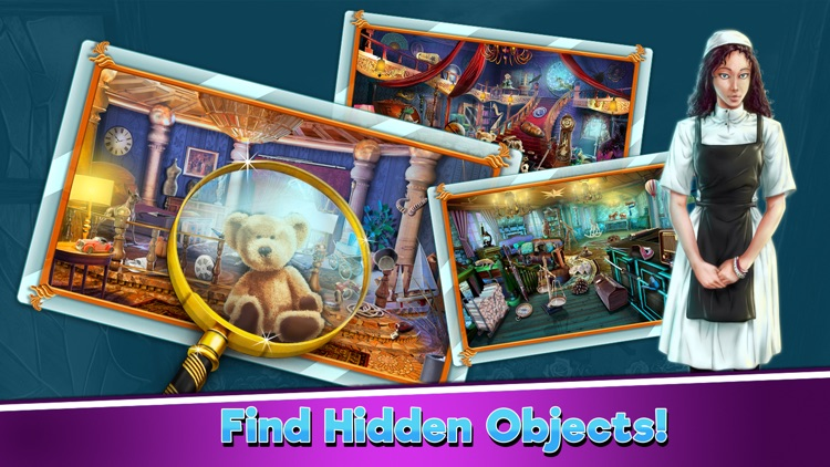Hidden Objects Mysterious Mansion