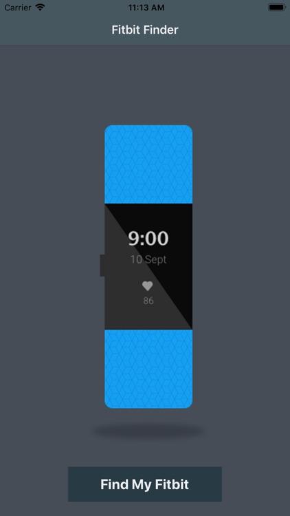 Fitbit Finder - Find My Fitbit
