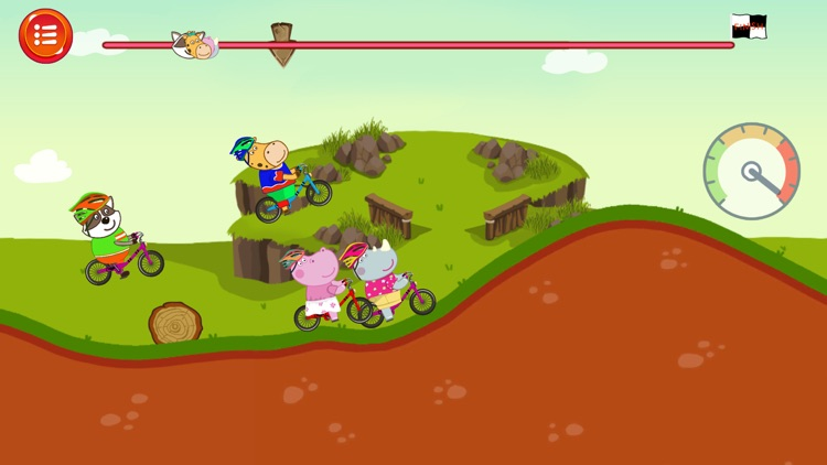 Bicycle Racing Games screenshot-4