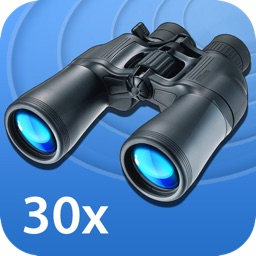 Binoculars HD (30x zoom, photo & video recording)