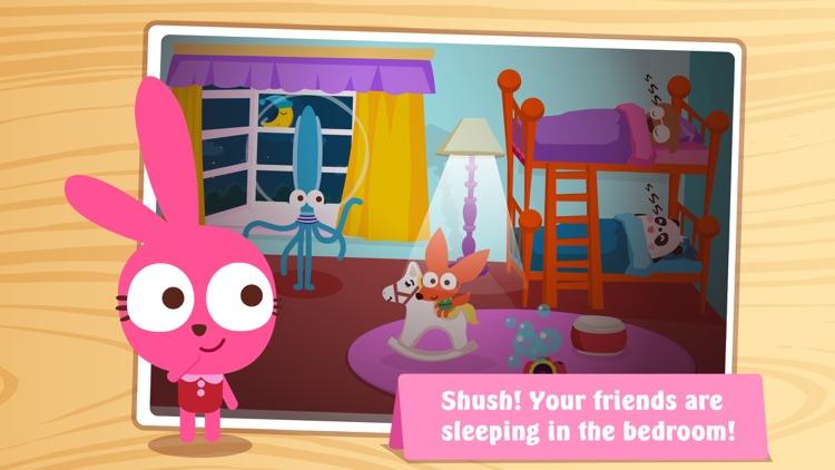 Purple Pink Play House screenshot-3