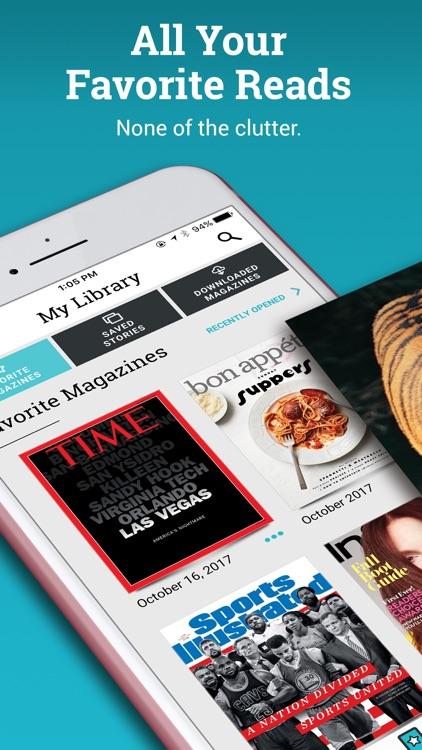 Texture – Unlimited Magazines screenshot-3