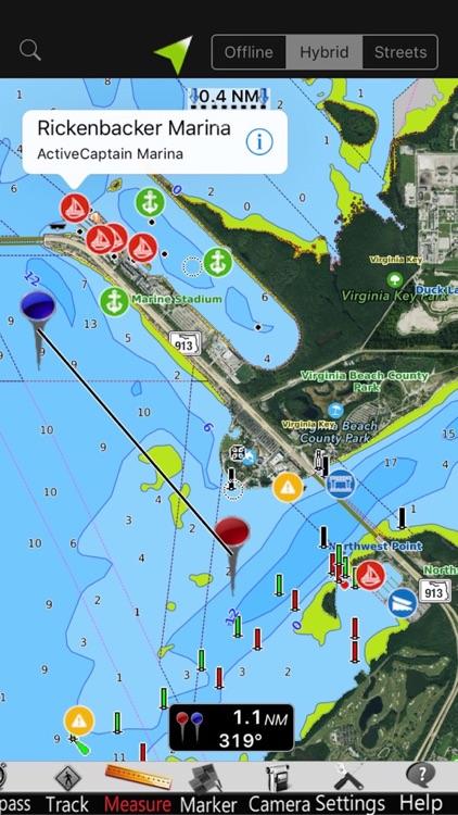 US Great Lakes Nautical Chart