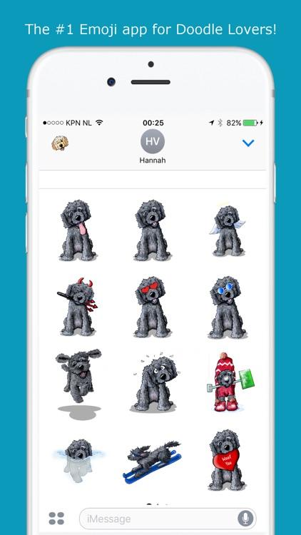 DoodleMoji - Emoji & Stickers screenshot-3