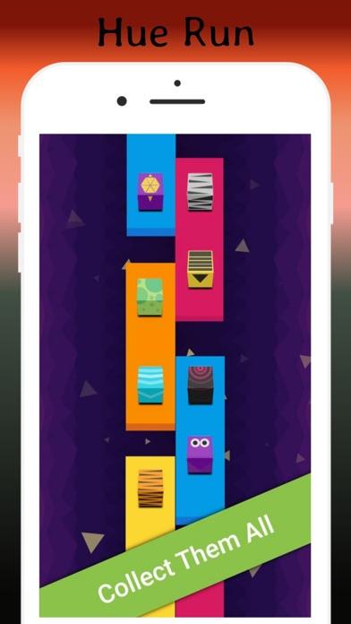 Super Hue Run Screenshot