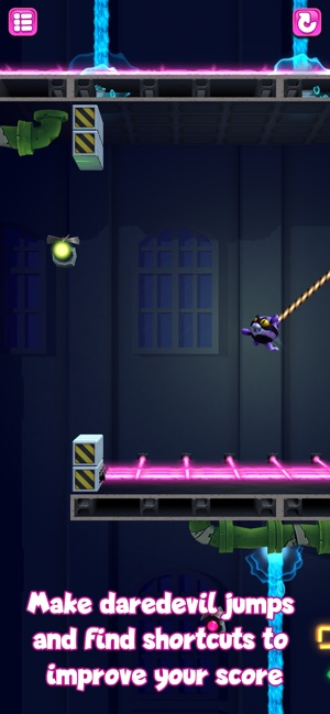 Hooky Crook Screenshot