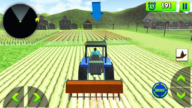 Farming Hero & Machines Simulator screenshot-3