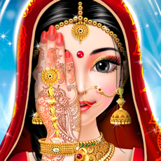 Activities of Indian Bride Fashion Doll Makeover
