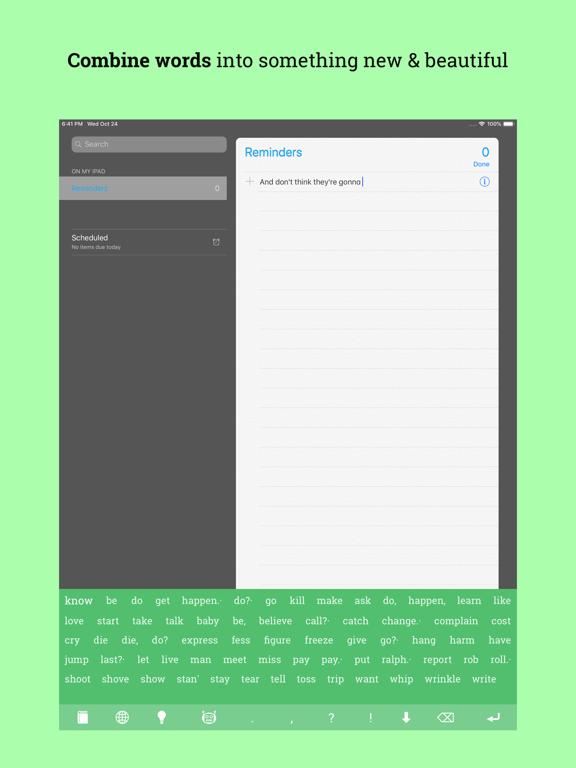 Creative Writer - words ∞ flow   App Price Drops
