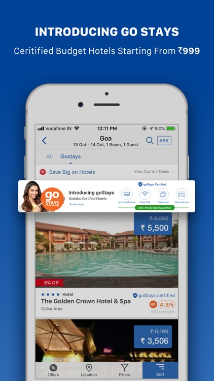 Goibibo screenshot-4