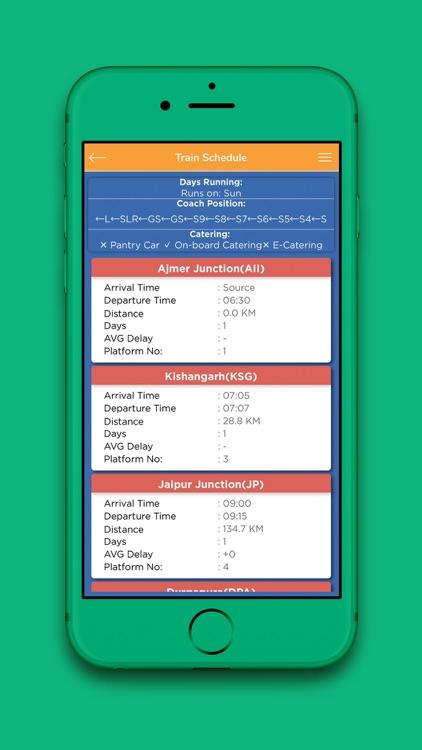 IRCTC - Indian Railway Enquiry screenshot-3