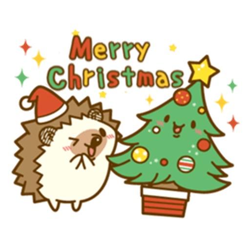 Winter of Hedgehog Sticker