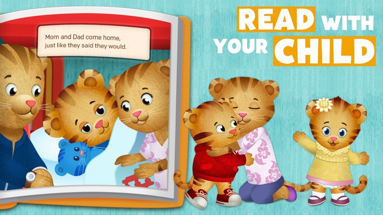 Daniel Tiger's Storybooks screenshot-3
