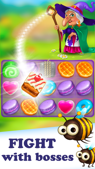 Ginger Story screenshot 3