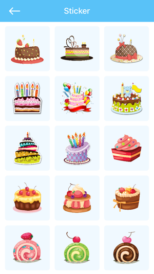 Birthday Photo Frame Editor on the App Store