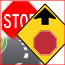 NV DMV Road Sign Flashcards
