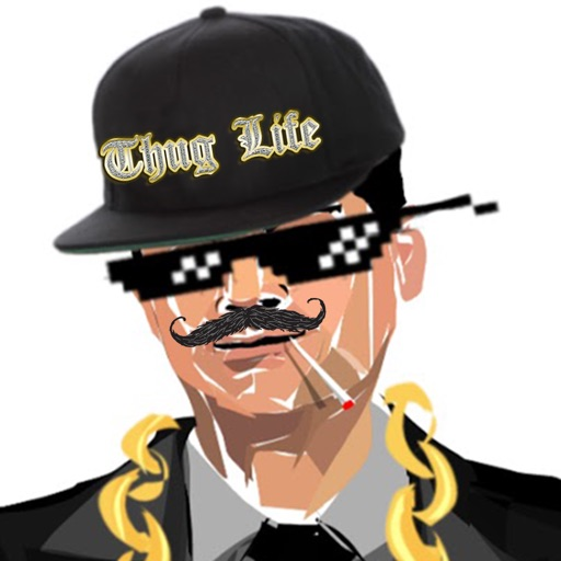 Thug life Funny Photo Editor