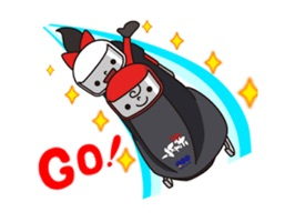 Play Bobsleigh In Winter Games