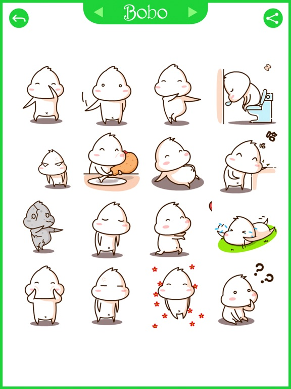 Stickers for WhatsApp ^^-ipad-5