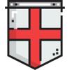 Michael Nowak - England Sticker Emojis  artwork