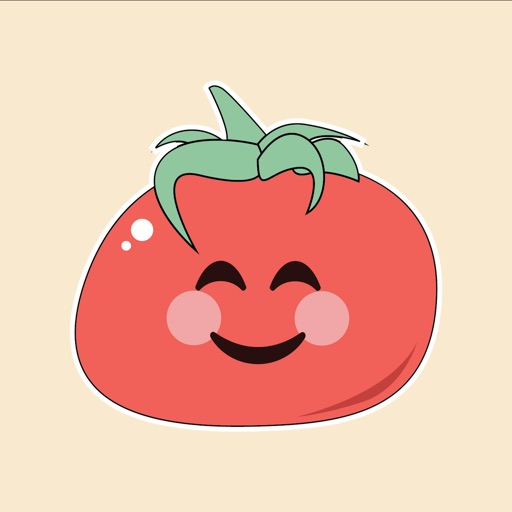 Tomatomoji - Tomatoes Emoji