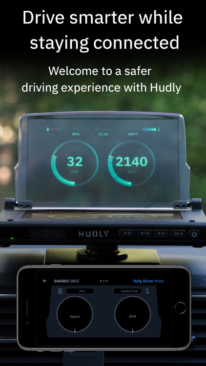 Hudly - Drive Smarter screenshot-4