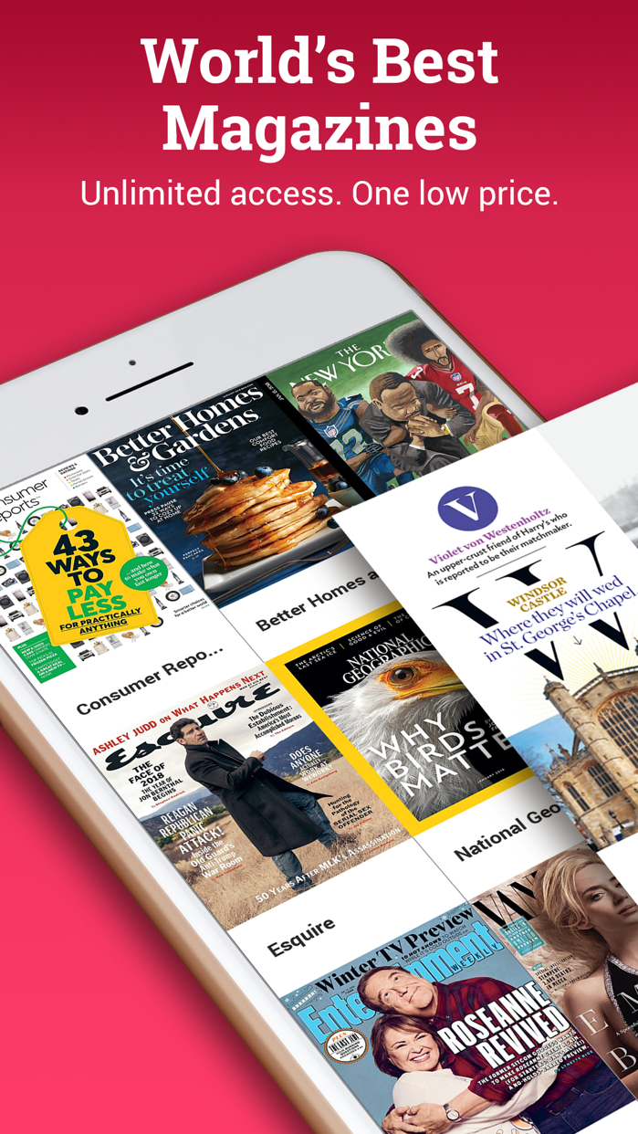 Texture – Unlimited Magazines Screenshot