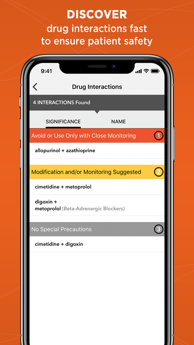 Drug Interactions with Updates screenshot 4