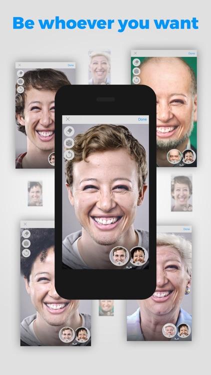 Face Switch - Swap & Mix screenshot-4