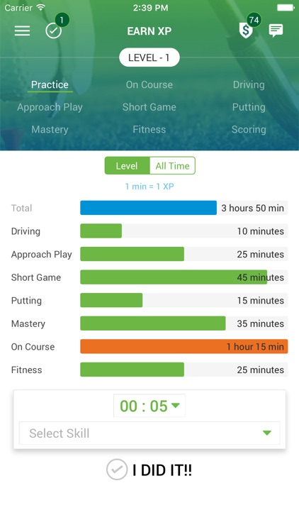 DISCOVERGOLF screenshot-2