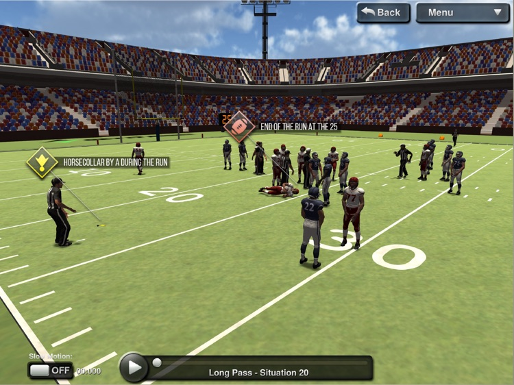 Get It Right Football NFHS DLX screenshot-4