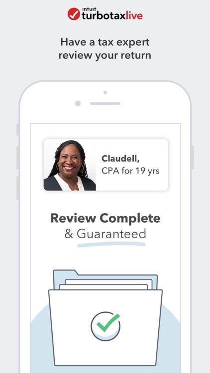TurboTax Tax Return App screenshot-7